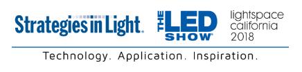 2019年2月美国国际照明展览会