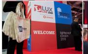 2019 年第 9 届英国国际照明展览会 LUX LIVE